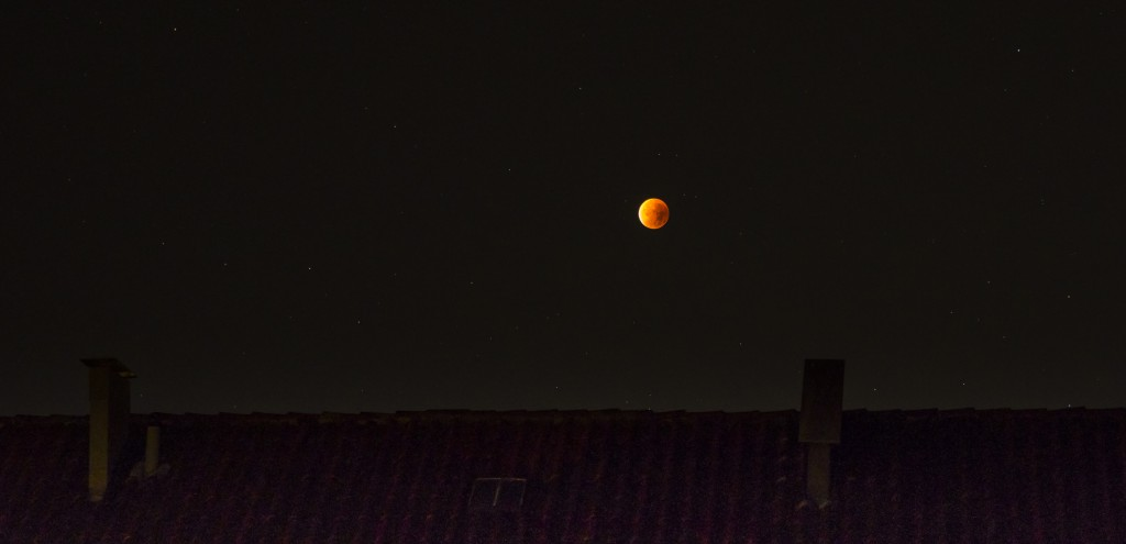 Blood Moon, Dan Nielsen 2015©