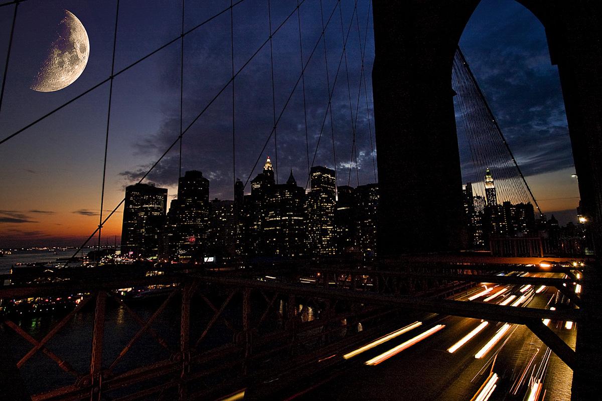 New York, Brooklyn Bridge 2008 by dannielsen.dk©