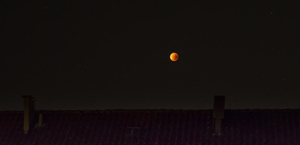 Blood Moon, Dan Nielsen 2015©